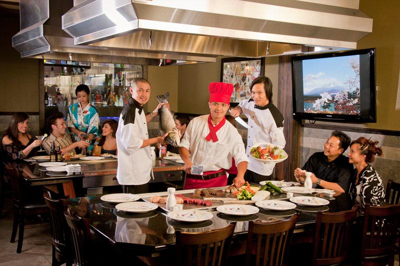 Come aprire un ristorante giapponese