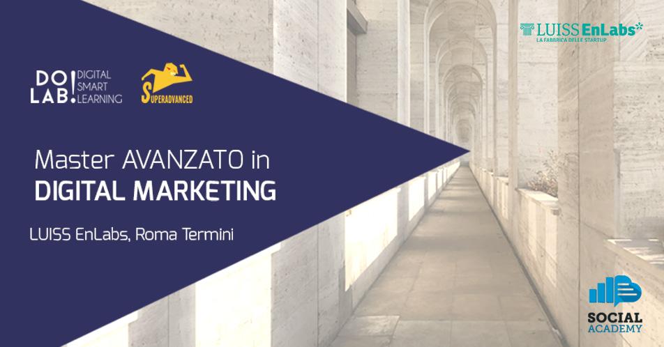 Corsi di Web Marketing a Roma con DoLab e Social Academy