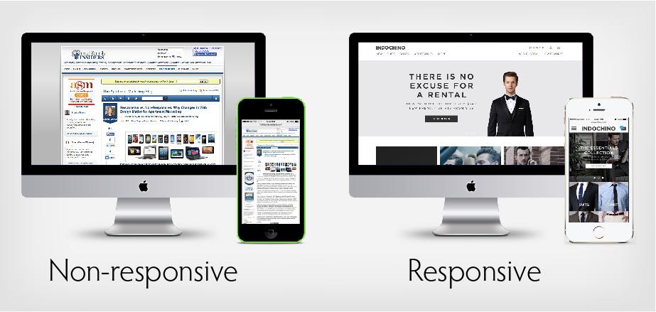 sito web responsive e adaptive
