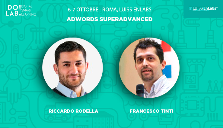 Corso AdWords SuperAdvanced a Roma
